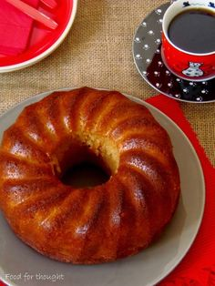 Food for thought Breakfast Snacks, Breakfast Recipes, Cake Cookies, Cupcake Cakes, Bundt Cakes, Cupcakes, Cake Recipes, Dessert Recipes, Desserts