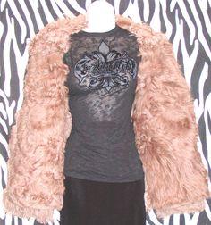 Vintage Jacket Genuine Sheepskin Shearling, perfectly preserved survivor of the wild Mint condition. Shearling Coat, Fur Coat, Vintage Designer Clothing, Sheepskin Coat, Net, Vintage Jacket, Decoration, Vintage Looks, Vintage Designs