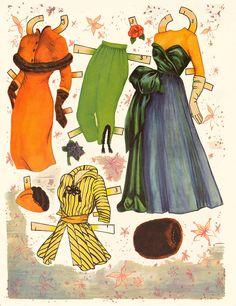 BEAUTY QUEEN Saalfield yr unkn #2742 - Bobe Green - Álbumes web de Picasa