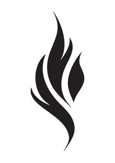 Tattoo style Flame STENCIL Tattoo StyleTough Reusable 350 Micron Material Various Sizes - Tattoos - Tattoo Platzierung, Fire Tattoo, Tattoo Style, Body Art Tattoos, Tattoo Drawings, Tribal Tattoos, Tribal Tattoo Designs, Stencil Patterns, Stencil Designs