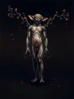 Sexus Externus, digital, corel painter, 2013