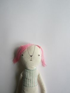 Pinselblues - Love everything Marina Makes ( I have some of her dolls in my shop)