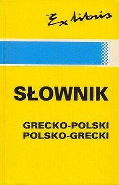 słownik polsko grecki - Szukaj w Google