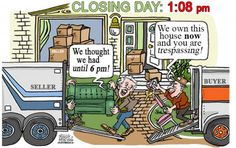 Don't Make Closing Day Harder Than It Has To Be