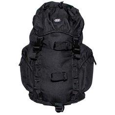 MFH ruksak Recon černý 15L | ArmySector