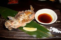 Deep Fried Fish with Sweet-Sour Sauce