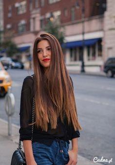 Super długie włosy