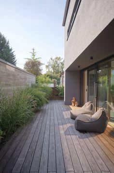 Ostterrasse: Terrasse von Architekten Lenzstrasse Dreizehn