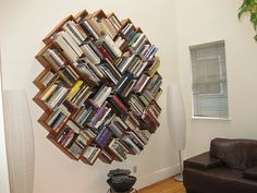 Cool Bookcase - Gotta Have It! - News - Bubblews