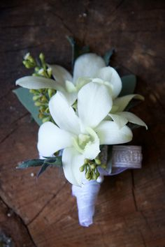 corsage by v&j plant shop