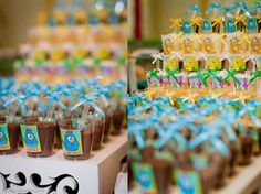 Decoração Festa da Galinha Pintadinha – Festa Tema galinha pintadinha