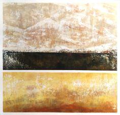 Perspective cavaliere, 24x24pc acrylique sur panneau de bois - Abstrat Haguier Abstract Landscape, Les Oeuvres, Painting, Landscape Planner, Paint, Painting Art, Paintings, Draw