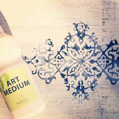 Autentico Art Medium #AutenticoChalkPaint