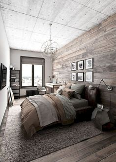 Cool 38 The Best Modern Farmhouse Style Ideas For Your Bedroom Design