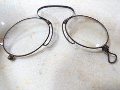 Realistic Pince Nez Dracula Occhiali Sun Glasses 1800 Occhiali, Monocoli E Lenti