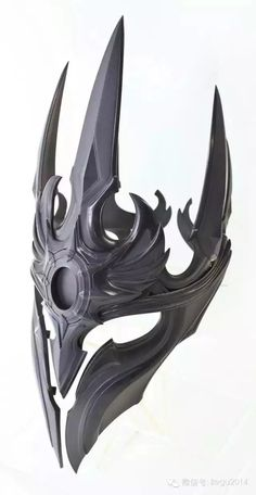The front of Morgoths helm Fantasy Armor, Fantasy Weapons, Medieval Fantasy, Armadura Medieval, Armor Concept, Concept Art, Larp, Armadura Cosplay, Inspiration Drawing