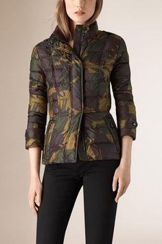 30 Winter Coats Every Woman Should Own  #refinery29  http://www.refinery29.com/must-have-winter-coats-style#slide-19  Don't overlook owning a technical coat. This one is fully functional and waterproof — a necessity for outdoor excursions. Burberry Camouflage Print Technical Puffer Jacket, $895 $650, available at Burberry....