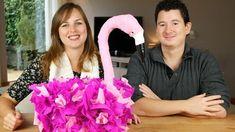 Sinterklaas flamingo surprise maken. Lees en zie hier hoe