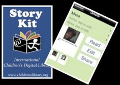 Apps To Support Writing Story kit Literacy And Numeracy, Summer Courses, English Resources, English Writing, Spring 2015, 21st Century, Books Online, Ipad, Kit
