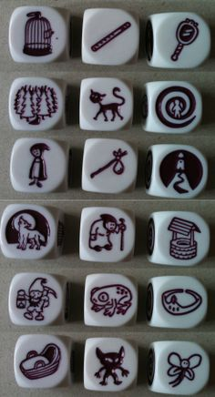 Rory's Story Cubes: Enchanted | Image | BoardGameGeek