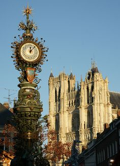 Amiens, Picardy, France