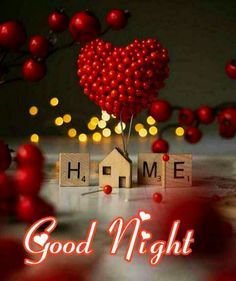 Valentine's Day wallpaper is a digital background image designed in the theme of love, romance or any other sweet things. Good Night To You, Good Night Love Messages, Good Night Hindi, Good Night Dear, Good Night Friends, Good Night Greetings, Sweet Night, Good Night Wishes, Good Night Image
