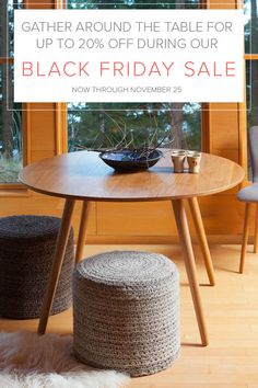 Article-up your space with our Black Friday sale, on now until November 25!