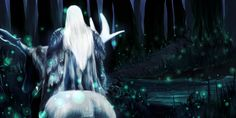 In Mirkwood by raven1003.deviantart.com on @DeviantArt