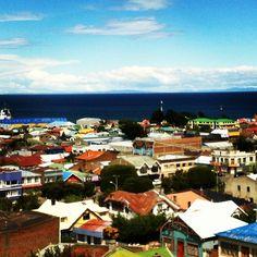 Punta Arenas View. #Chile Instagram photo by @natavyshnivska (Nataliia Vyshnivska) | Statigram
