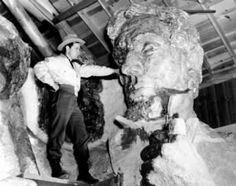 Lincoln Borglum Son of Gutzon Borglum, completed the Mount Rushmore project. Raised in Battle River Lodge No. 92