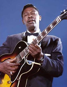 Younger B. B. KING from Roger Wilkerson, The Suburban Legend!
