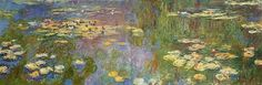 Claude Monet Water Lilies painting, oil on canvas & frame; Claude Monet Water Lilies is shipped worldwide, 60 days money back guarantee. Water Lilies Painting, Claude Monet Art, Painting, Oil Painting, Lily Painting, Art, Famous Impressionist Paintings, Canvas Painting, Oil Painting Reproductions