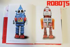 great robot book for kids