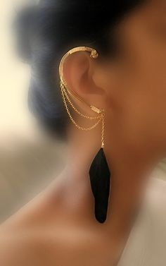 another beautiful ear cuff so pretty