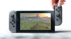 Planeta 2052: Nintendo Switch tiene una pantalla multi-táctil de...