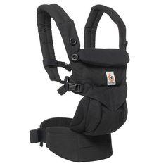 Ergobaby All Position Omni 360 Carrier - Pure Black Baby List 74f3c9ddaa4ec