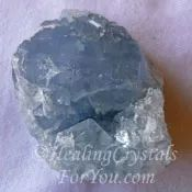 Blue Celestite | Go To Celestite Page