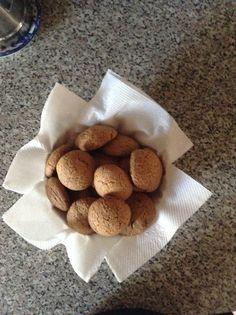 Biscotti integrali con goccie di cioccolato