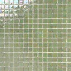 Atlantis Glass Tiles (Green Sherbet) - Glass Tiles - Home Improvement