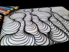 👀 Op Art   Optical illusion   sandy sandy