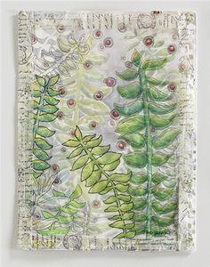 Art by georgie woolridge bible journal pinterest for Woolridge fiber and craft