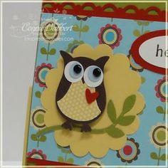 Owl Easel Calendar with Box