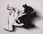 Bunny Rabbit Shadow Puppet