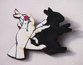 Bunny Rabbit Shadow Puppet
