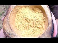 Making Acorn Bread for Survival Part 1
