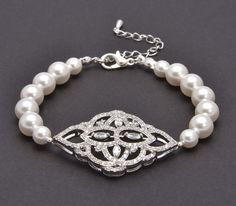 Thalia Bracelet from SeraphineCreations Use 'FSW' code to get FREE SHIPPING!