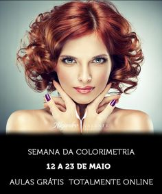 Cosméticos Beleza Perfumes: COLORIMETRIA CAPILAR AVANÇADA - AULA 4