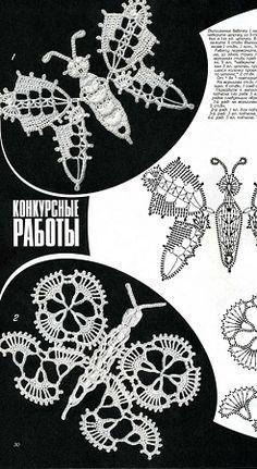 Duplet 95 Russian crochet patterns magazine