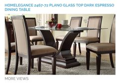 Dining table  #LGLimitlessDesign #contest