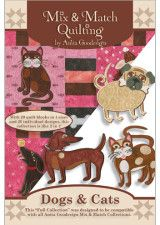 Anita Goodesign Dogs /& Cats Embroidery Machine Design CD NEW